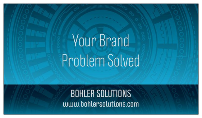 Your Brand - Problem Solved