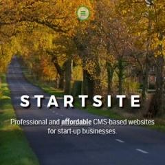 Joomla-based StartSites